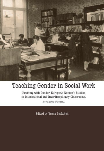 Teaching Gender in Social Work - MailChimp