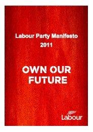2011 Labour Party Manifesto_0