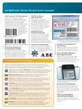 Die weltweit führende Software für Etiketten-, Strichcode-, RFID- und ... - Seite 2