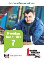 Folder - Selskab for Mænds Sundhed