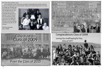 Ads / School Portrait 2009 - Summit International School of Ministry