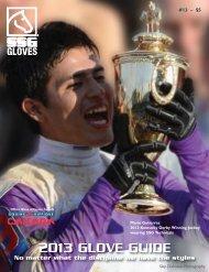 2013 SSG Catalogue - SSG Riding Gloves