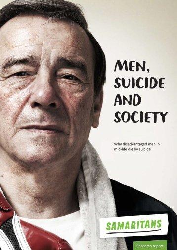 """Men, Suicide and Society"" (PDF) - Samaritans"
