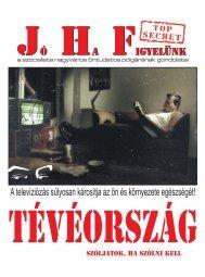 JHF 8. kötet - Jó Ha Figyelünk