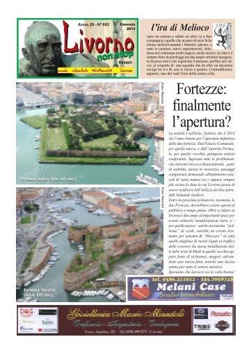 Livorno non stop - Gen '14