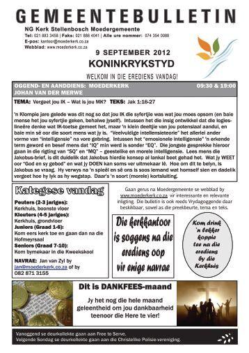 Bulletin 9 Sept 2012.cdr - Moederkerk