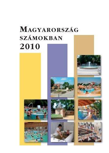 Magyarország számokban, 2010 - Központi Statisztikai Hivatal