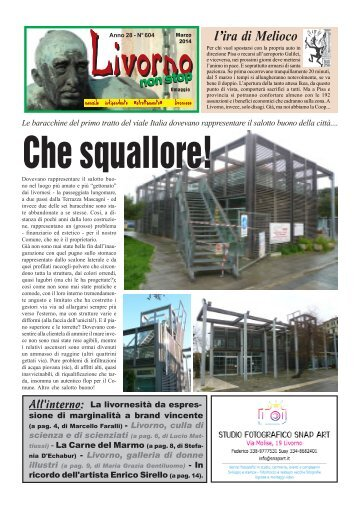 Livorno non stop - Mar '14