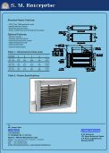 Air Duct Heaters - Page 2
