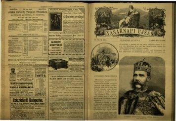 Vasárnapi Ujság - 39. évfolyam, 23. szám, 1892. junius 5. - EPA