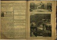 Vasárnapi Ujság - 34. évfolyam, 31. szám, 1887. julius 31.