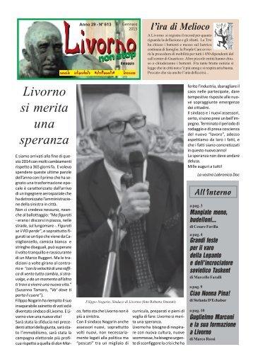 Livorno non stop - Gen '15