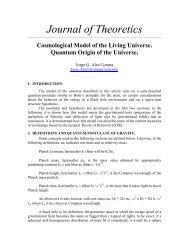 Cosmological Model of the Living Universe & Quantum Origin of the ...