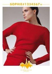 Sophie#1234567+ - Dutch Fashion Foundation