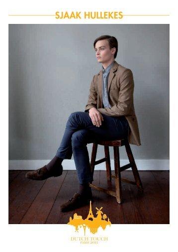 SJAAK HULLEKES - Dutch Fashion Foundation
