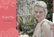 e Real Thing - Your Hunter Valley Wedding Planner