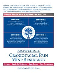 Gain the knowledge and clinical skills required to assess - American ...