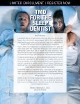 tmd for the sleep dentist - American Academy of Craniofacial Pain - Page 2