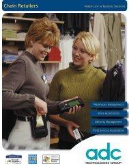 Chain Retailers - ADC Technologies