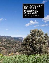 Gastronomiske rejse i Catalonien - Barcelona Rejser