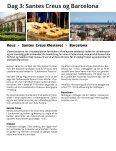 Gastronomiske rejse i Catalonien - Barcelona Rejser - Page 6