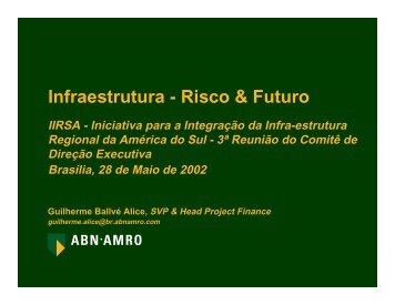 IIRSA - 3ª Reunião da CDE - Alide