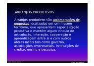 2ª Conferência CarlosOlsonBRDE - Ministério do Desenvolvimento ...