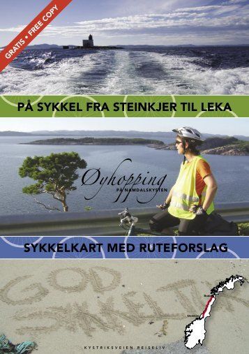 PÃ¥ sykkel fra Steinkjer - Leka - Namsos