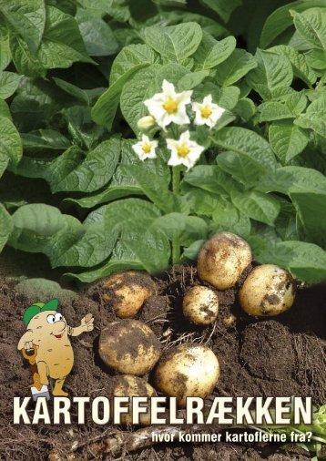 Kartoffelrækken - Tekstbog - Emu