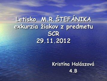 Letisko M. R. Štefánika - psabuba.edu.sk