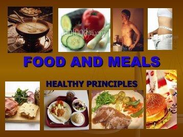 FOOD AND MEALS - psabuba.edu.sk