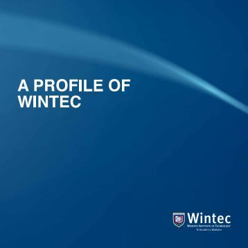 Untitled - Wintec