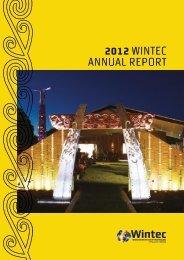2012 wintec annual report