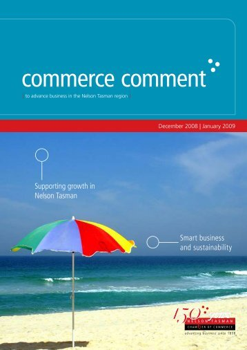 Commerce Comment December 2008/January 2009