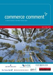 Commerce Comment April/May 2010 - Nelson Tasman Chamber of ...