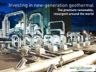 Mighty River Power Ltd - Investing in new-generation geothermal ...