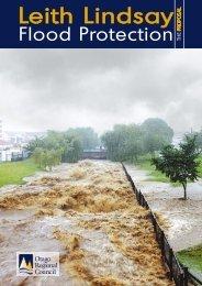 Flood Protection brochure - Otago Regional Council