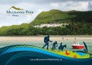 Mulranny Park Hotel Brochure