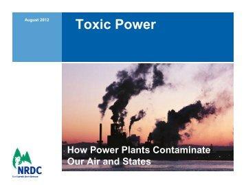 Toxic Power