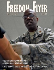 Freedom Flyer - 514th Air Mobility Wing
