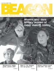 Women who dare - 514th Air Mobility Wing