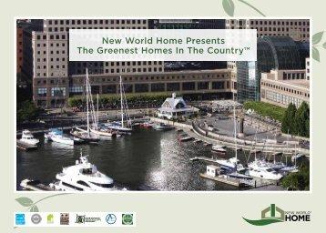 NWH Digital Brochure - New World Home