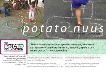 Nuusflits - Uitgawe 1 - The Potato Foundation