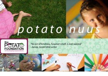 Jan / Feb 2012 Nuusbrief - The Potato Foundation