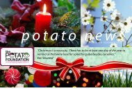 December 2011 Newsletter.pdf - The Potato Foundation