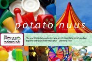 Mei 2012 Nuusbrief - The Potato Foundation