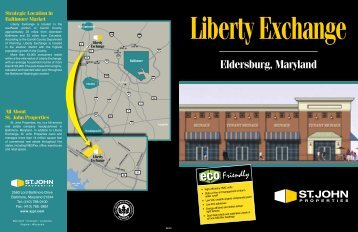 Liberty Exchange - Carroll County Department of Economic ...