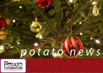 December 2012 - The Potato Foundation