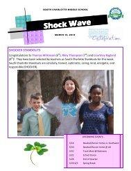 Shock Wave Shock Wave - Charlotte-Mecklenburg Schools