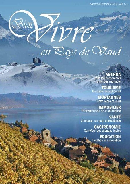 âenpays De Vaud Bien Vivre En Valais